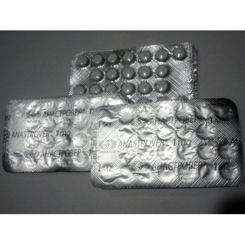 Анастровер Вермодже 1 мг - Anastrover Vermodje