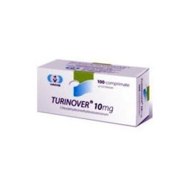 Туриновер Вермодже 10 мг - Turinover Vermodje