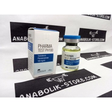 Тестостерон фенилпропионат Фармаком Лабс 10 мл - Test-PH Pharmacom Labs
