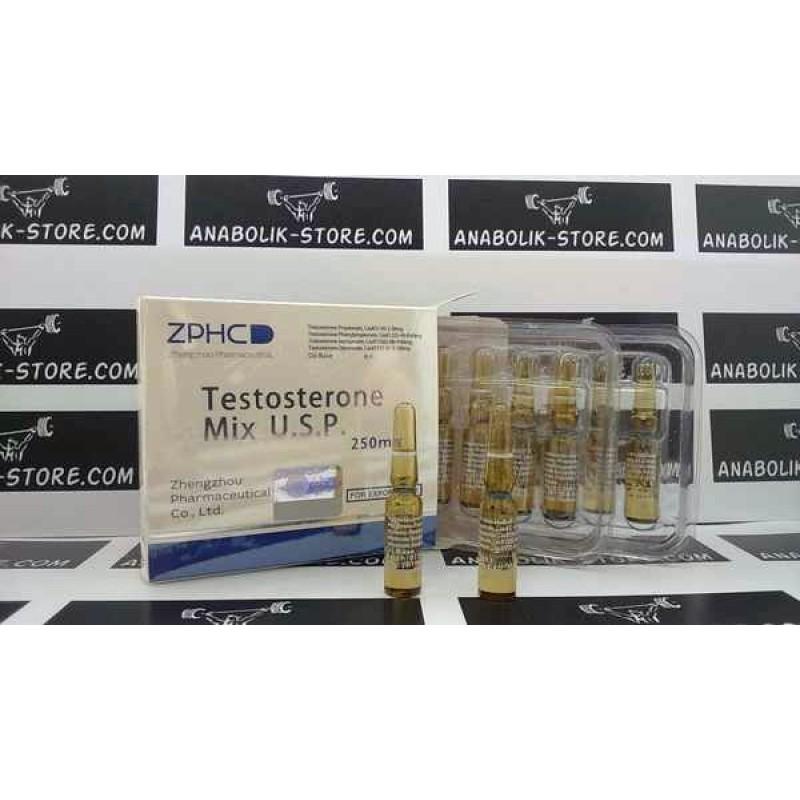 Сустанон Чжэнчжоу 250 мг - Sustanon Zhengzhou Pharmaceutical Co. Ltd