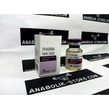 Нандролон Деканоат Фармаком Лабс 10 мл - Nan D-600 Pharmacom Labs