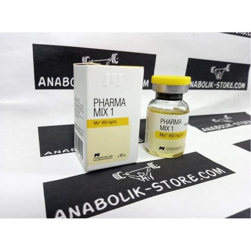 Mix 1 Pharmacom 10 мл по 450 мг (Микс 1 Фармаком)