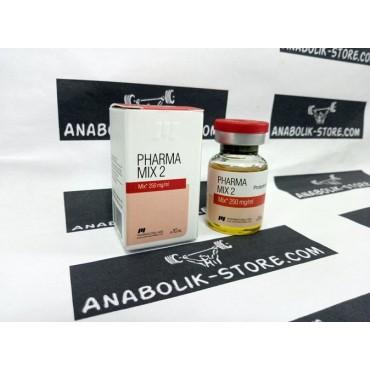 Mix 2 Pharmacom 10 мл по 250 мг (Микс 2 Фармаком)