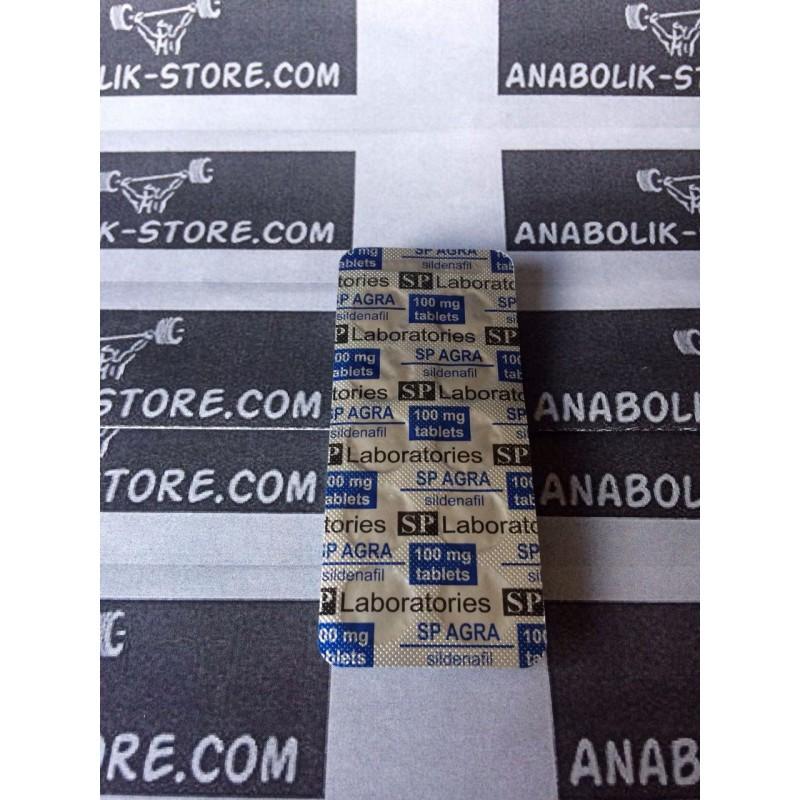 Виагра СП Лабс 100 мг - Agra SP Laboratories