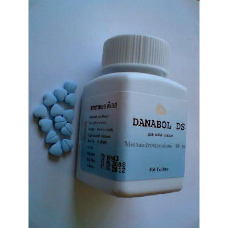 Данабол Боди Ресерч 10 мг - Danabol DS Body Research