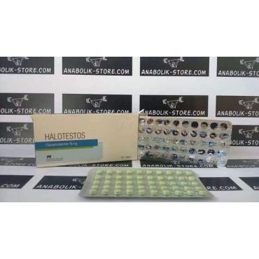 Халотестос Фармаком Лабс 10 мг - Halotestos Pharmacom Labs