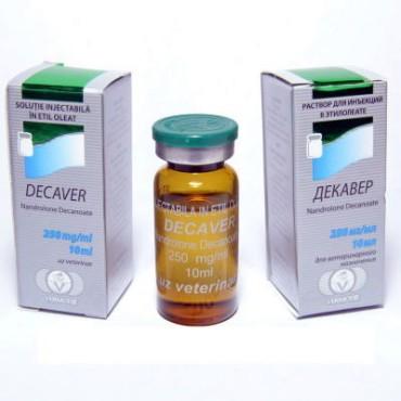 Декавер Вермодже 10 мл - Decaver Vermodje