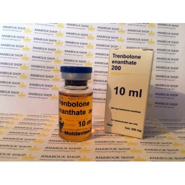 Тренболон Энантат Молдавиан Фарма 10 мл - Trenbolone Enanthate Moldavian Pharma