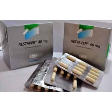 Реставер Вермодже 40 мг - Restaver Vermodje