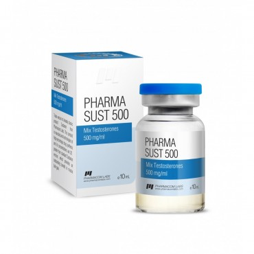 Сустанон Фармаком Лабс 10 мл - PharmaSust 500 Pharmacom Labs