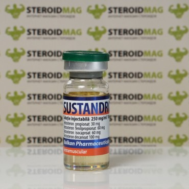 Сустандрол Балкан 250 мг - Sustandrol Balkan Pharmaceuticals