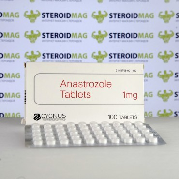 Анастрозол Цигнус 1 мг - Anastrozole CYGNUS