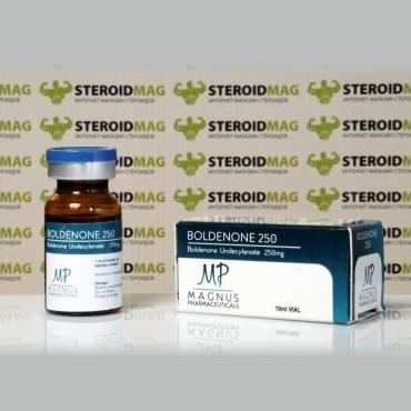 Болденон 250 Магнус Фармасьютикалс 250 мг - Boldenone 250 Magnus Pharmaceuticals