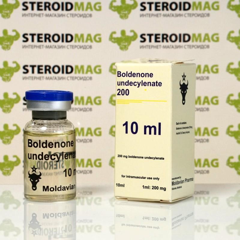 Болденон Ундециленат Молдавиан Фарма 10 мл - Boldenone Undecylenate Moldavian Pharma