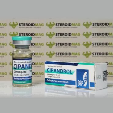 Ципандрол Балкан 200 мг - Cipandrol Balkan Pharmaceuticals