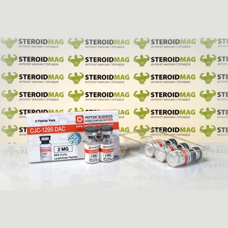 СЖС-1295 Пептид Саенс 2 мг - CJC-1295 DAC Peptide Sciences