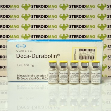 Дека-Дураболин Органон 2 мл - Deca-Durabolin Organon