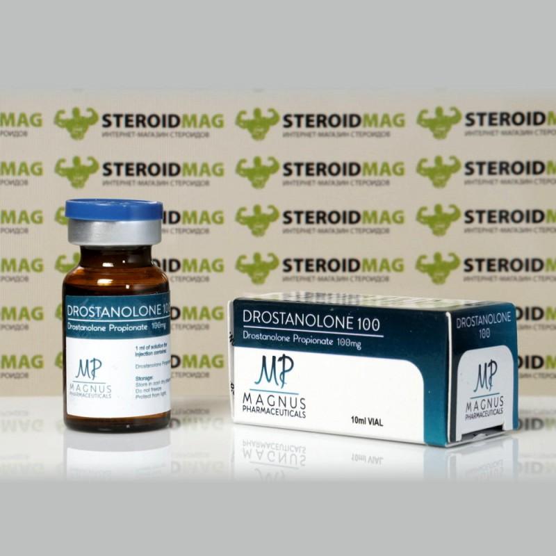 Дростанолон 100 Магнус Фармасьютикалс 10 мл - Drostanolone 100 Magnus Pharmaceuticals