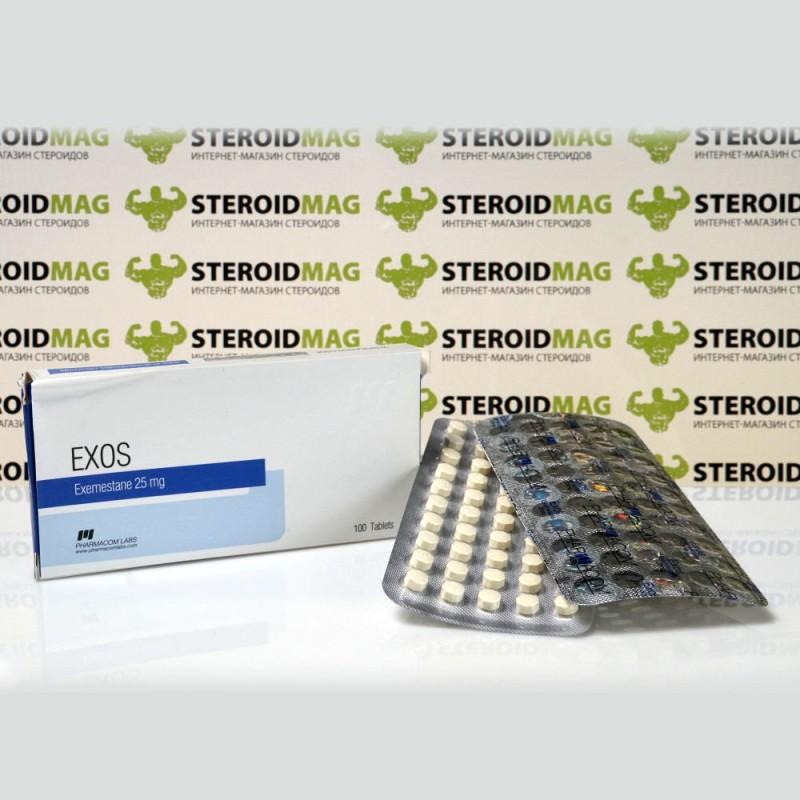 Ексос Фармаком Лабс 25 мг - Exos Pharmacom Labs