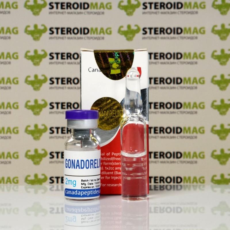 Гонадорелин Канада Пептидс 2 мг - Gonadorelin Canada Peptides