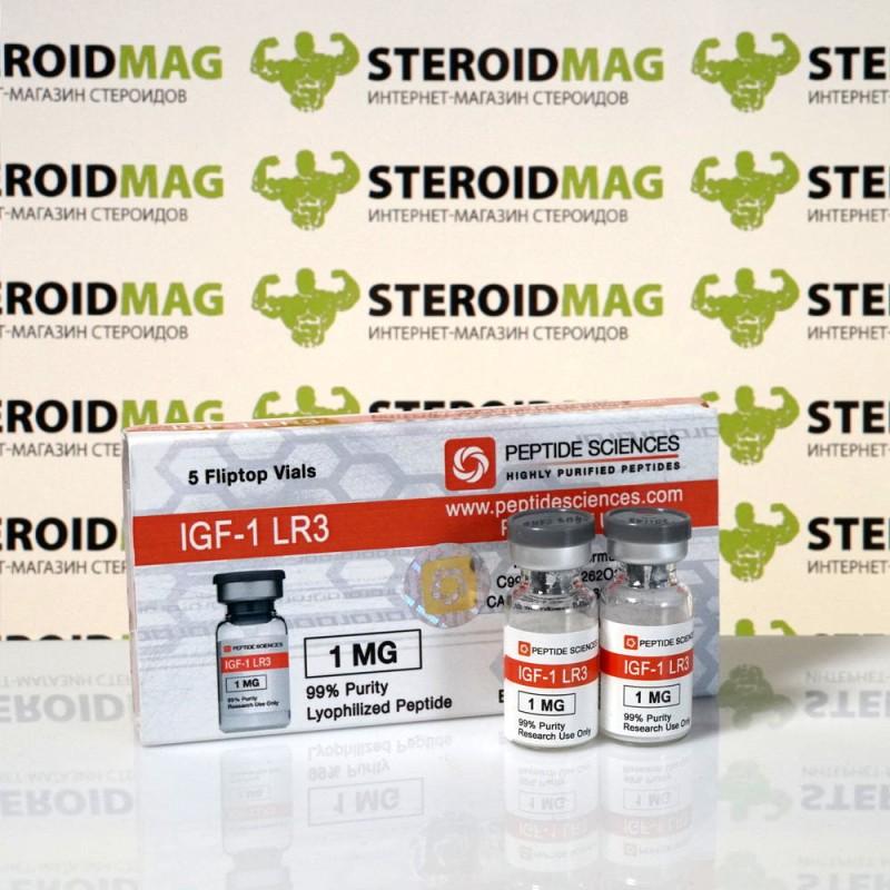 ИГФ-1 ЛР3 Пептид Саенс 1 мг - IGF-1 LR3 Peptide Sciences