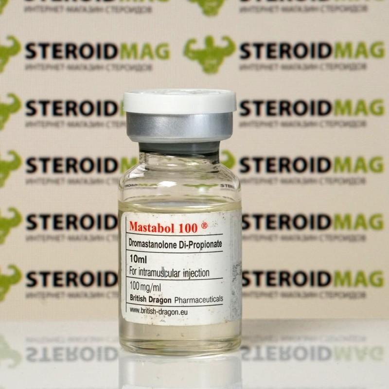 Мастабол 100 Бритиш Драгон 10 мл - Mastabol British Dragon Pharmaceuticals