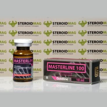 Мастерлайн Голд Лайн 10 мл - Masterline Gold Line
