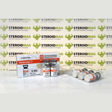 Меланотан 2 Пептид Саенс 10 мг - Melanotan 2 Peptide Sciences