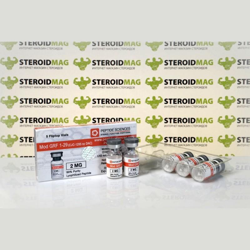 МОД ГРФ 1-29 Пептид Саенс 2 мг - MOD GRF 1-29 Peptide Sciences