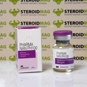 Нандролон Фенилпропионат Фармаком Лабс 10 мл - Nan PH100 Pharmacom Labs