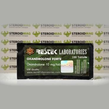 Оксандролон Форте Рестэк Лабс 10 мг - Oxandrolone Forte Restek Laboratories