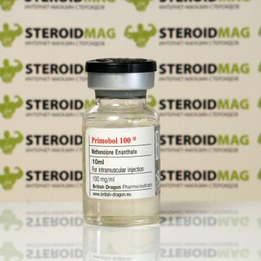 Примобол 100 Бритиш Драгон 10 мл - Primobol British Dragon Pharmaceuticals