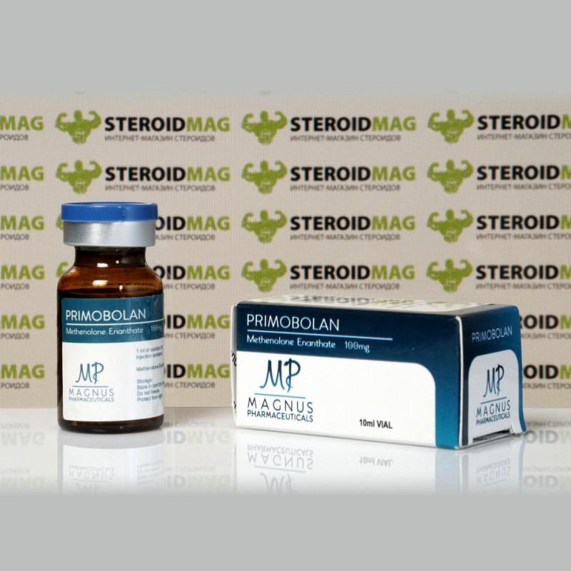 Примоболан Магнус Фармасьютикалс 10 мл - Primobolan Magnus Pharmaceuticals