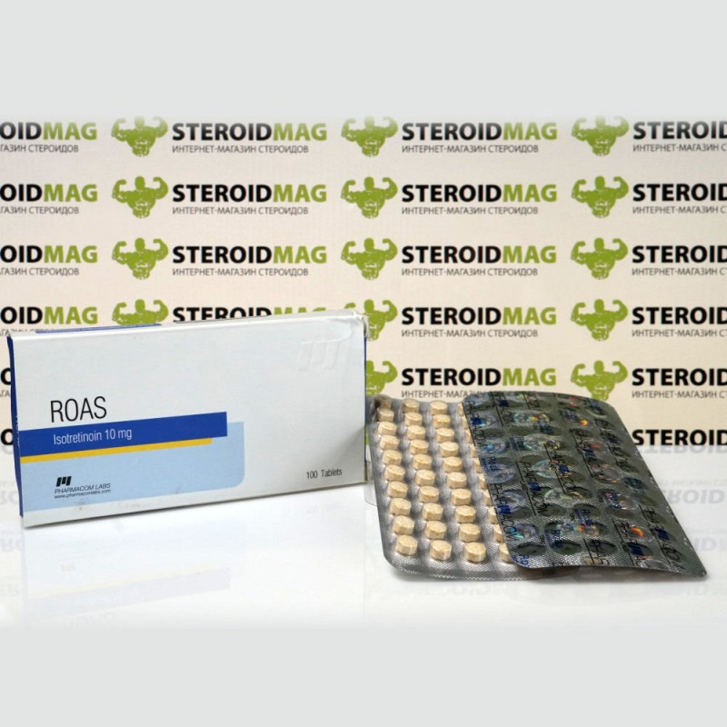 Роас Фармаком Лабс 10 мг - Roas Pharmacom Labs