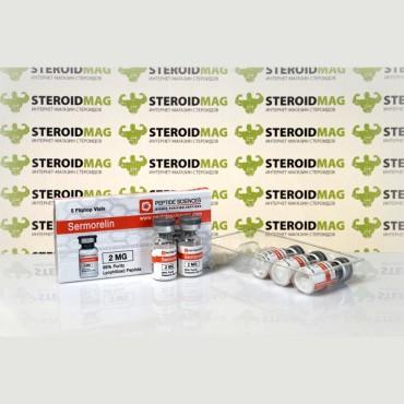 Серморелин Пептид Саенс 2 мг - Sermorelin Peptide Sciences