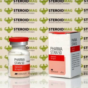 Станазолол Фармаком Лабс 10 мл - Stanazolol Pharmacom Labs