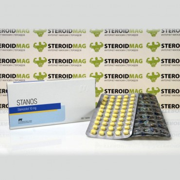 Станозолол Фармаком Лабс 10 мг - Stanos Pharmacom Labs