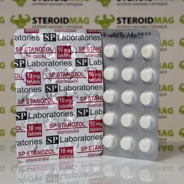 Станозол СП Лабс 10 мг - Stanozol SP Laboratories