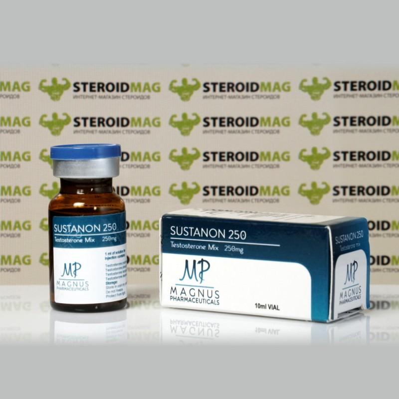 Сустанон 250 Магнус Фармасьютикалс 10 мл - Sustanon 250 Magnus Pharmaceuticals