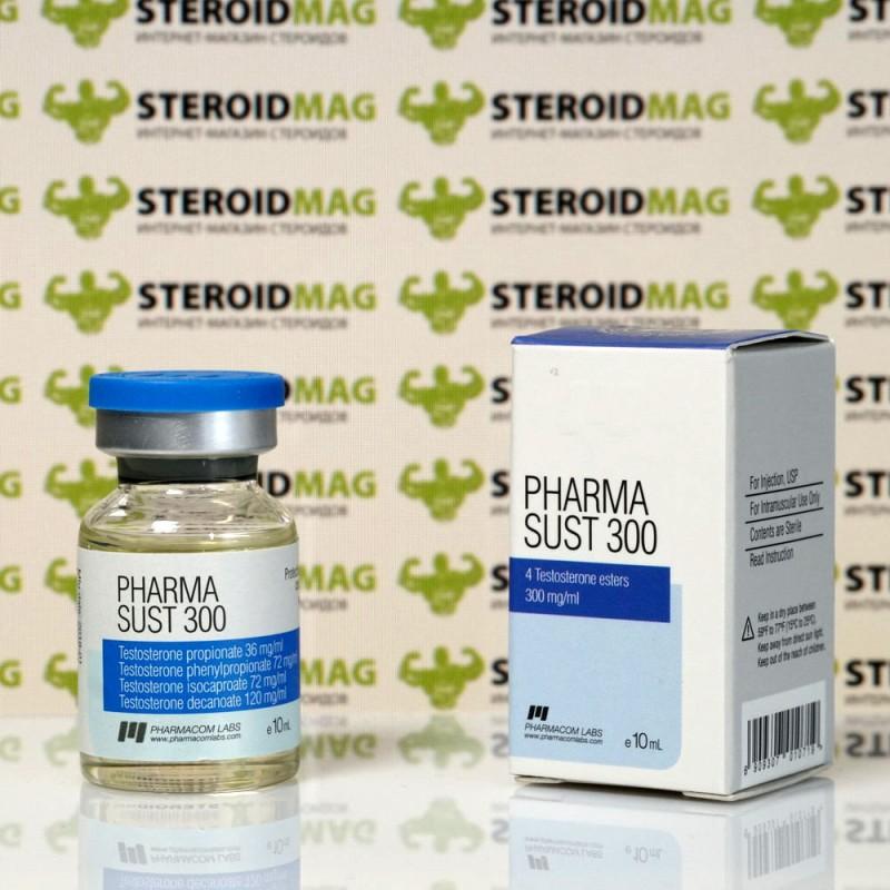 Сустанон Фармаком Лабс 10 мл - PharmaSust 250/300 Pharmacom Labs