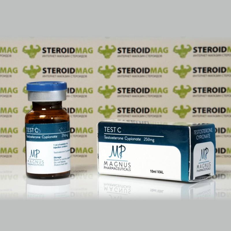 Тест С Магнус Фармасьютикалс 10 мл - Test C Magnus Pharmaceuticals