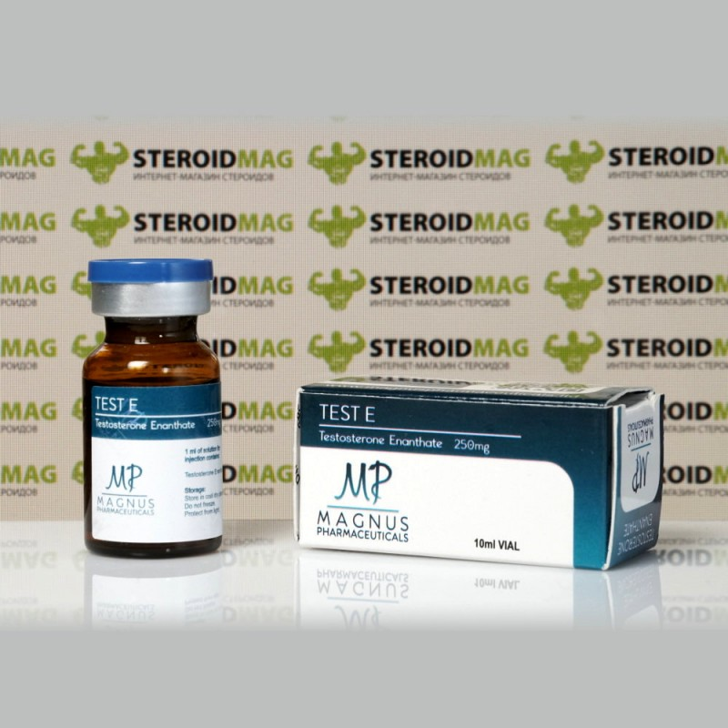Тест Е Магнус Фармасьютикалс 10 мл - Test E Magnus Pharmaceuticals