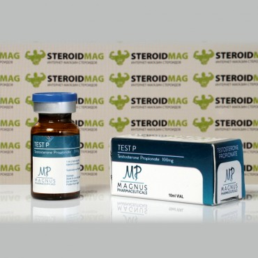 Тест П Магнус Фармасьютикалс 10 мл - Test P Magnus Pharmaceuticals