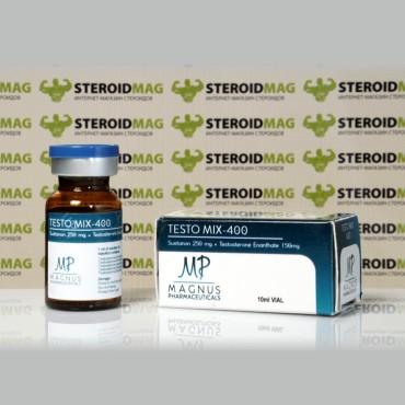Тесто Микс 400 Магнус Фармасьютикалс 10 мл - Testo Mix Magnus Pharmaceuticals