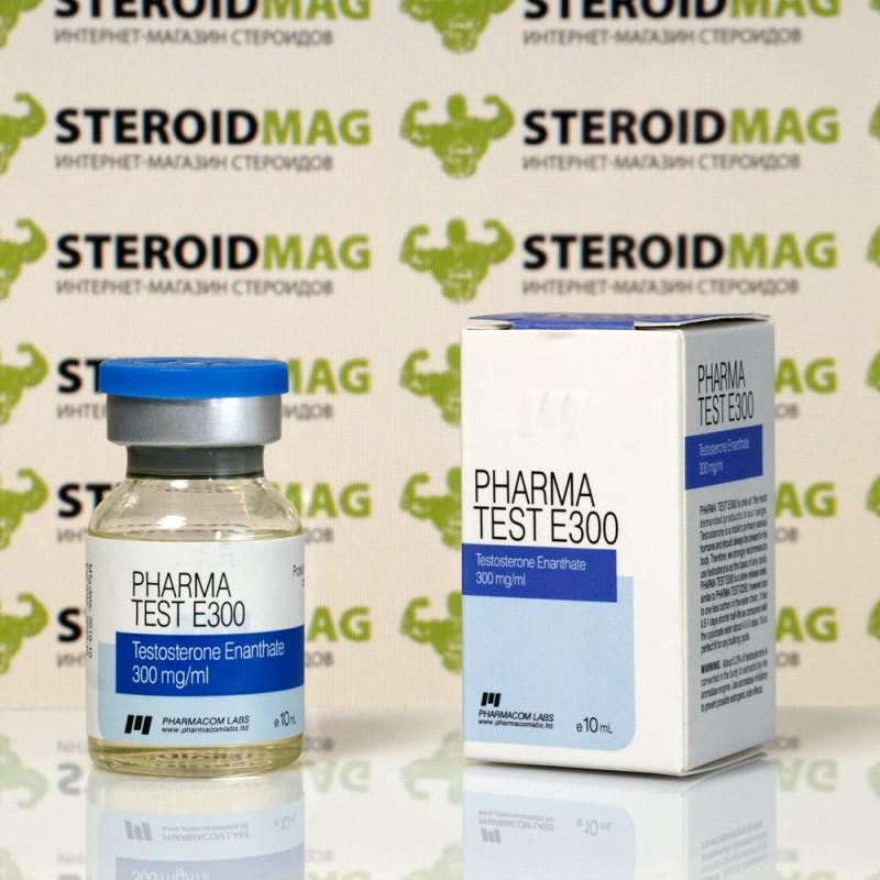 Тестостерон Энантат Фармаком Лабс 250/300 mg - Pharma Test E 250/300 Pharmacom Labs
