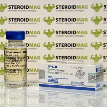 Тестостерон Пропионат Чжэнчжоу 100 мг - Testosterone Propionate Zhengzhou Pharmaceutical Co. Ltd