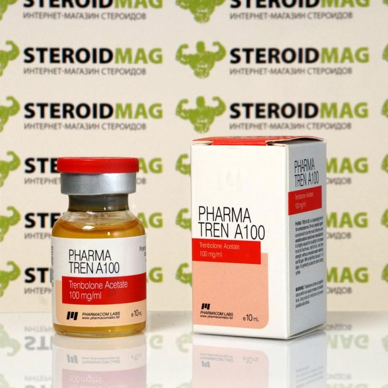 Тренболон Ацетат Фармаком Лабс 100 мг - Tren Atcetat Pharmacom Labs
