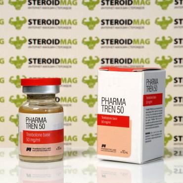 Водная Суспензия Тренболона Фармаком Лабс 10 мл - Tren Base Pharmacom Labs