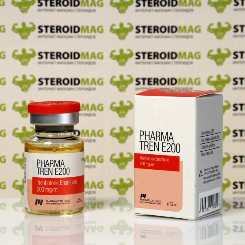 Тренболон Энантат Фармаком Лабс 200 мг- Tren Enantat Pharmacom Labs