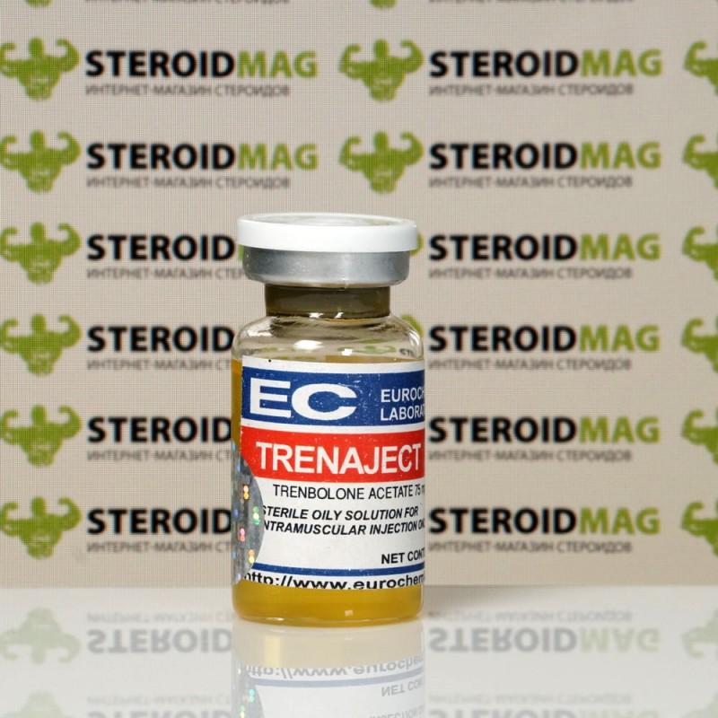 Тренажект Еврохим Лабс 10 мл - TRENAJECT Eurochem Laboratories